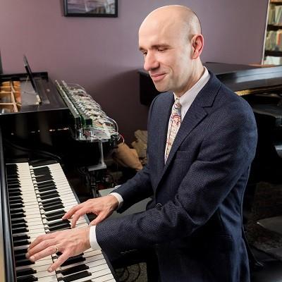 Christopher Taylor – Faculty Piano Recital