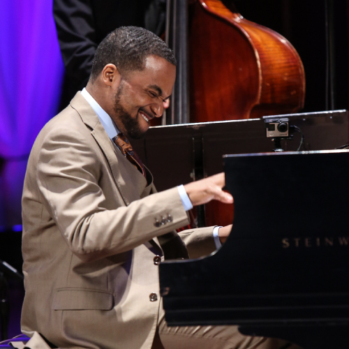 2015 American Pianists Awards winner Sullivan Fortner