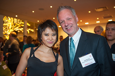 Yuja Wang and Joel Harrison