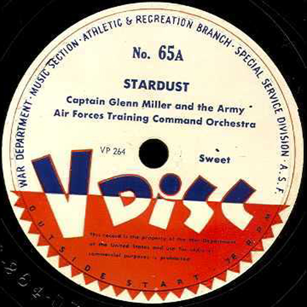 Stardust by the Glenn Miller Orchestra