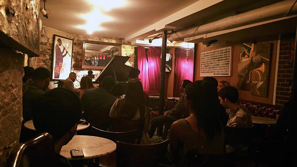 Sullivan Fortner at Mezzrow listening room and lounge