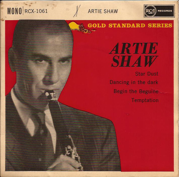 Artie Shaw's recording of Stardust