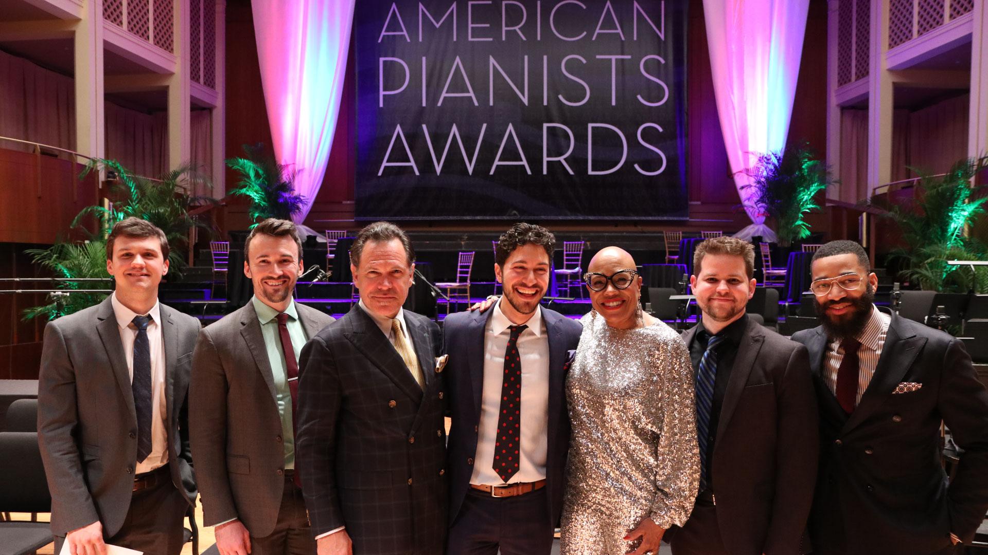 downbeat - American Pianists Association