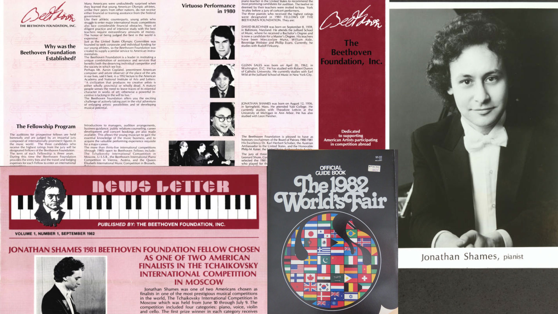 1981 American Pianists Awards