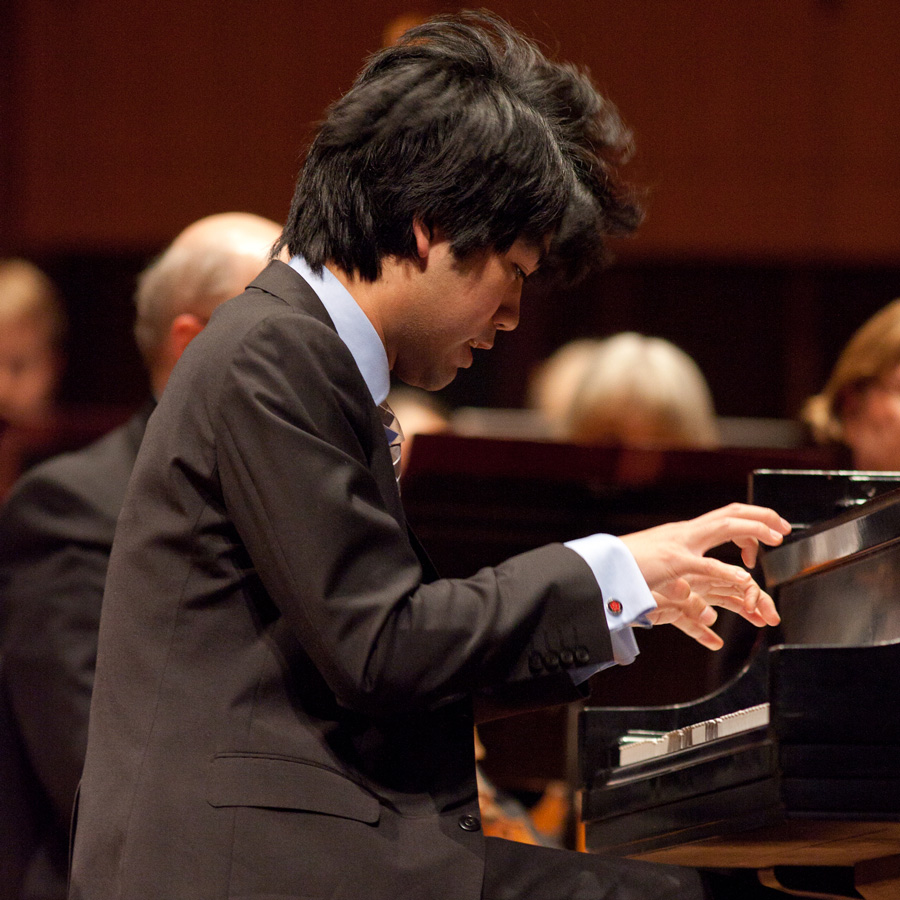2013 American Pianists Awards winner Sean Chen