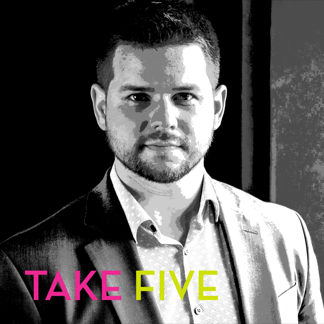 Take Five with Billy Test