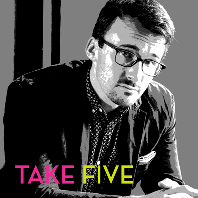 Take Five with Dave Meder