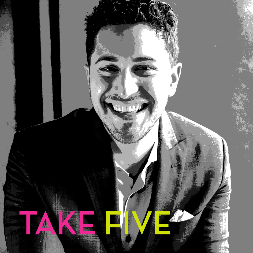 Take Five with Emmet Cohen