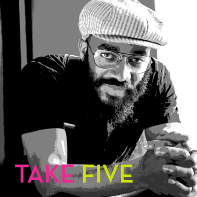 Take Five with Kenny Banks Jr.