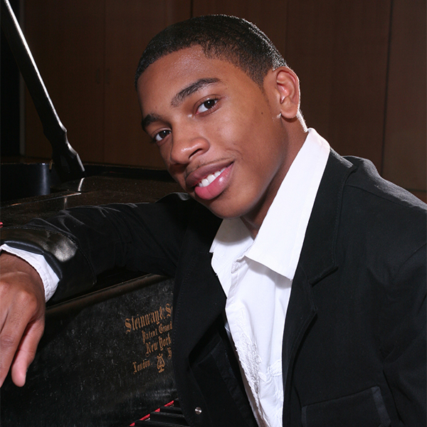 2015 American Pianists Awards Christian Sands