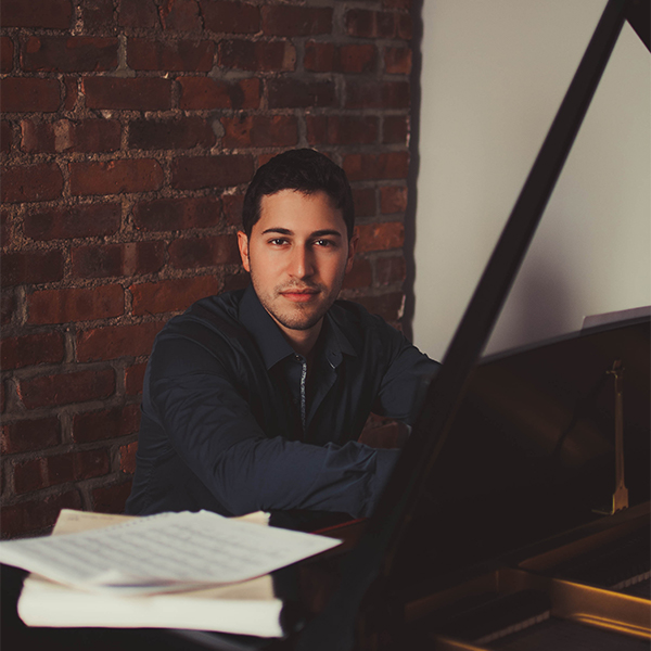 2015 American Pianists Awards Emmet Cohen