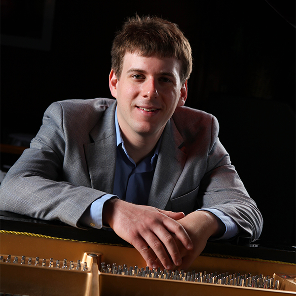 2015 American Pianists Awards Zach Lapidus